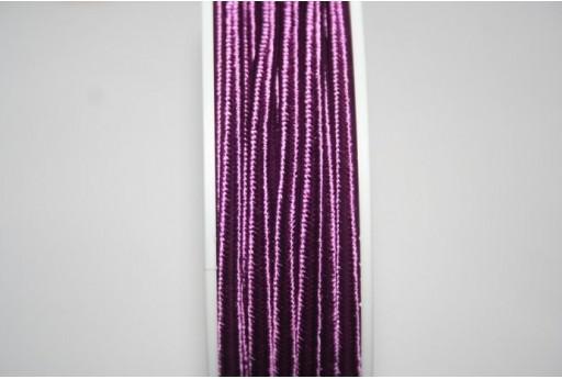 Cordoncino Soutache Viola 3mm - 5mt
