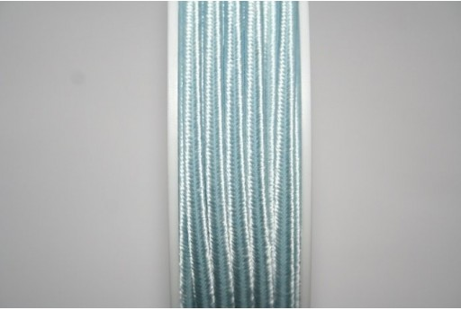 Light Blue Soutache Cord 3mm - 5m SU-A1701