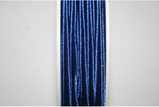 Cordoncino Soutache Blue 3mm - 5mt