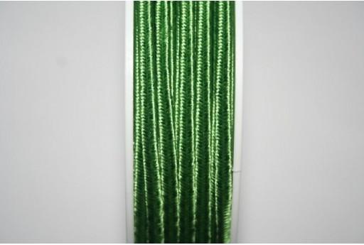 Cordoncino Soutache Verde 3mm - 5mt