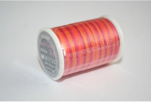 Filo Miyuki per Crochet 25mt. 0,45mm Col.002