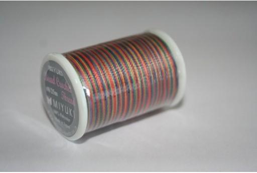 Filo Miyuki per Crochet 25mt. 0,45mm Col.001