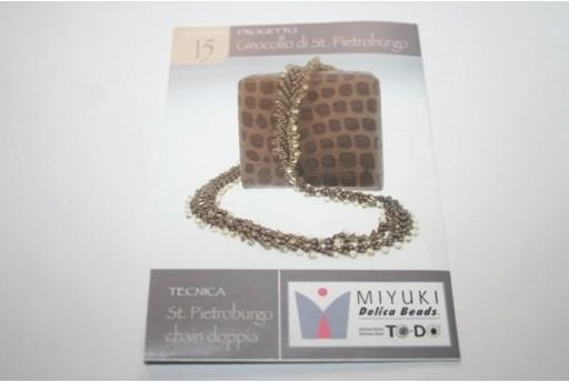 Miyuki Beading Pattern St Petersburg Necklace 15