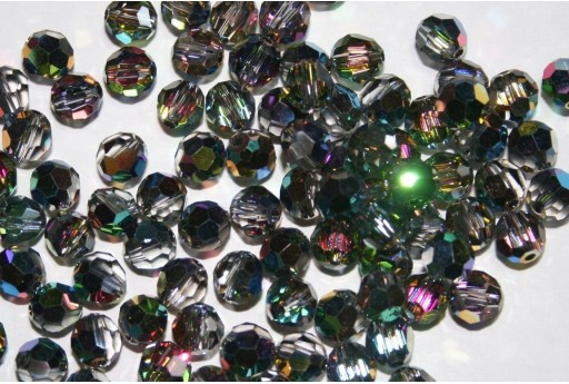 Round Swarovski Vitrail Medium 6mm - 5pz