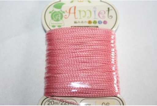 Toho AMIET Beading Thread 0,6mm Pink - 20m