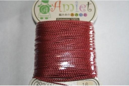 20mt. Filo Amiet Toho 0,6mm Rosa