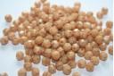 Perline Mezzi Cristalli 6mm, 30pz, Silk Beige Col.14010