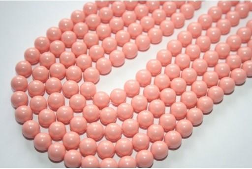 Perle Swarovski Pink Coral 5810 8mm - 8pz