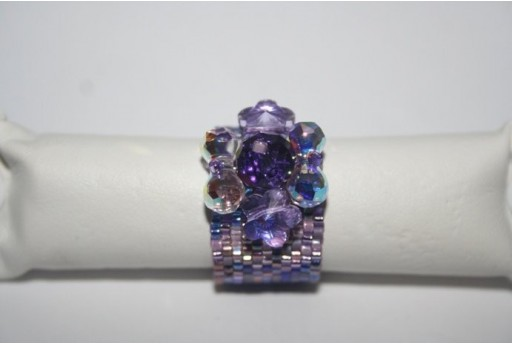 Swarovski Band Ring kit