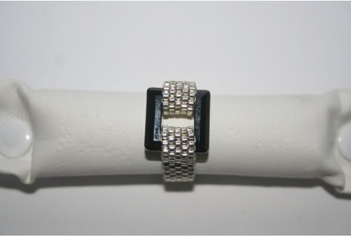 Kit Anello Square Ring Swarovski