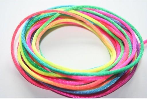 Filo Coda di Topo Multicolor - 5mt