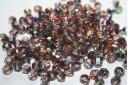 Perline Mezzi Cristalli 6mm, 30pz, Vitex-Crystal Col.VX00030
