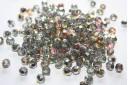 Perline Mezzi Cristalli Crystal/Marea 6mm - 30pz