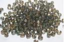 Perline Mezzi Cristalli 6mm, 30pz, Luster Transparent Green Col.LN00030