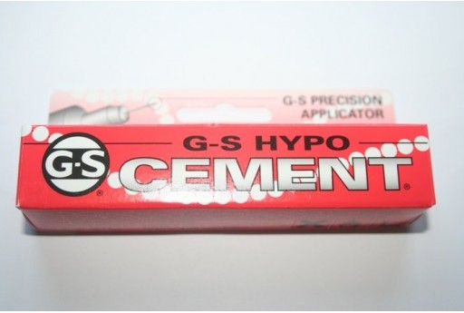 G-S Hypo Cement Glue for Jewellery 9ml