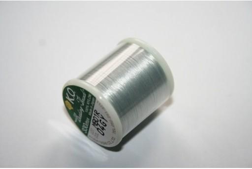 Filo Nylon KO 0,25mm Grigio 50mt. Col.04GY