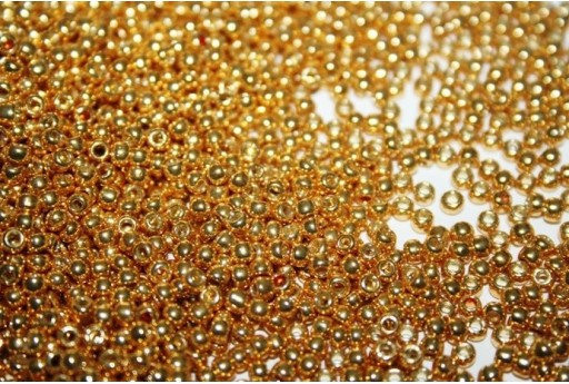 Perline Toho Round Rocailles 8/0, 10gr., Galvanized Starlight Col.PF557