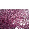 Toho Seed Beads 8/0, 10gr., Inside-Color Grey/Magenta Lined Col.1076