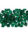 Round Swarovski Emerald AB 8mm - 2pcs