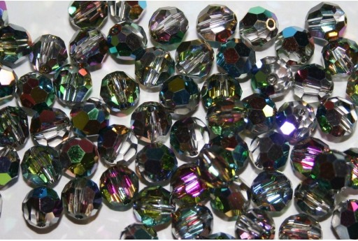 Round Swarovski Vitrail Medium 8mm - 2pcs