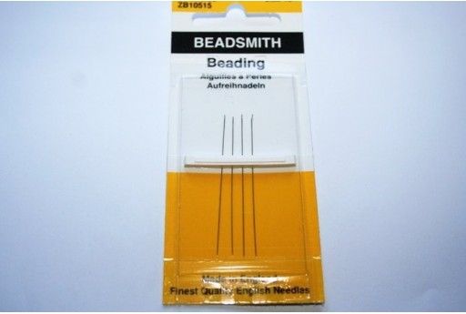 Beading Needles 15x45mm - 4pcs