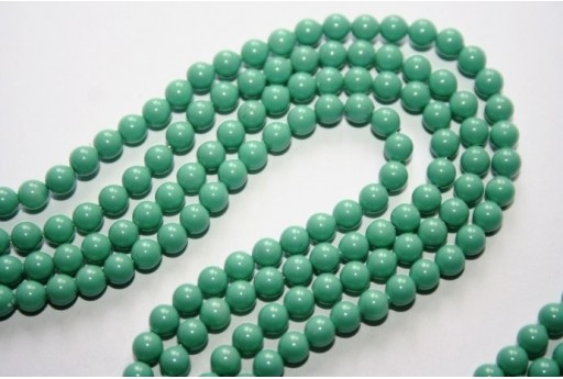 Swarovski Pearls 5810 Jade 4mm - 20pcs