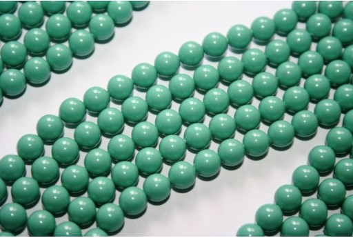 Perle Swarovski 5810 6mm Jade - 12pz