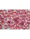 Round Swarovski Light Rose AB 8mm - 2pz