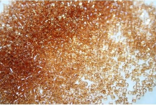 Perline Delica Miyuki Light Topaz Luster 10/0 - 8g