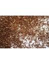 Miyuki Delica Beads Metallic Light Bronze 10/0 - 8g