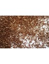 Perline Delica Miyuki Metallic Light Bronze 10/0 - 8g