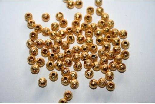 3gr. Schiaccini Colore Oro 3mm MIN86A