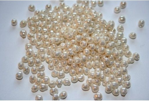 Miyuki Drops Beads Ceylon Light Yellow 3,4mm - 10gr
