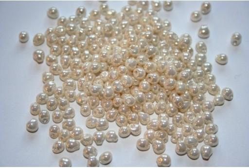 Perline Miyuki Drops Ceylon Light Yellow 3,4mm - 10gr