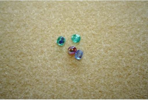 2 Tappetini per Perline Colore Celeste 36x28cm MIN104A
