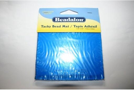 Tappetino Adesivo per Perline Beadalon 10,8x10,8cm MIN105