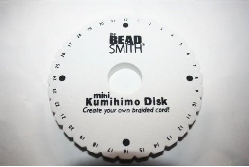 Kumihimo Mini Disco Tondo 11cm