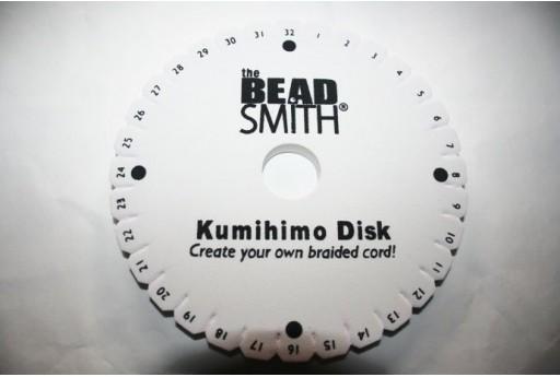 Kumihimo Disco Tondo 15cm. MIN106B
