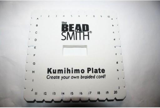 Kumihimo Disco Quadrato 14cm