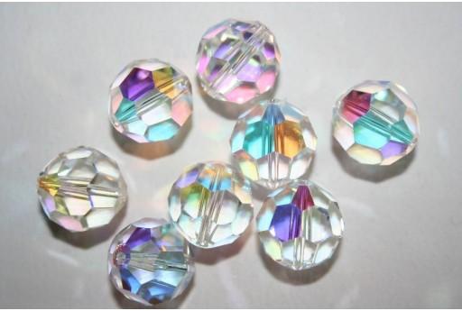 Round Swarovski Crystal AB 14mm - 1pz