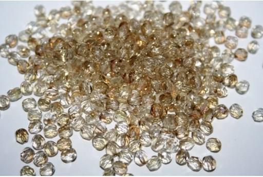 Perline Mezzi Cristalli Twilight-Crystal 4mm - 60pz