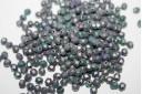 Perline Mezzi Cristalli Matte Iris Purple 4mm - 60pz