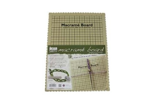 Tavola Macrame' Board 39X28,5mm