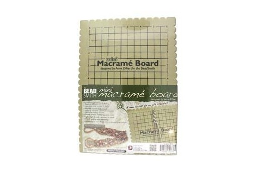 Mini Macrame Board 26,5x19mm