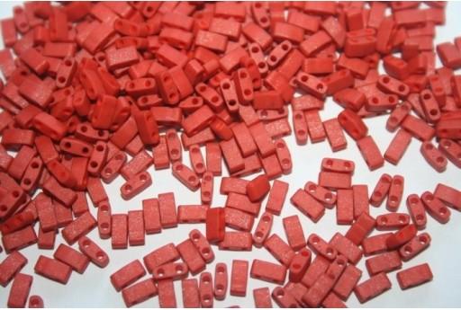Perline Miyuki Half Tila 1/2 Cut Burnt Sienna 2,5x5mm - 5gr
