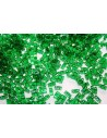 Perline Miyuki Half Tila 1/2 Cut Transparent Green 2,5x5mm - 5gr