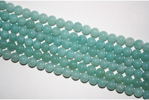 Amazonite Beads Sphere 8mm - 48pz