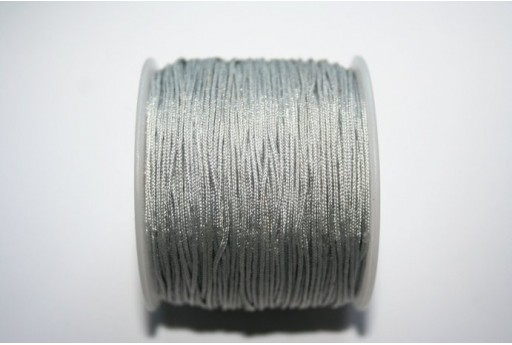 Grey Nylon Thread 1mm - 35m