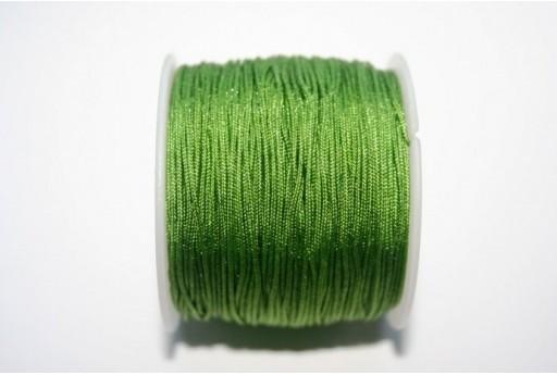 Filo Nylon Intrecciato Oliva 1mm - 35mt