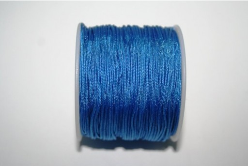 Blue Nylon Thread 1mm - 35m
